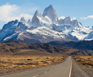 amazing, argentina, and road image
