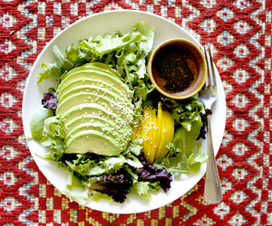 avocado, diet, and food image
