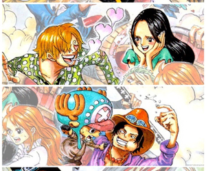 anime, one piece, and op image