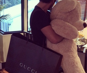 gucci, boy, and gift image