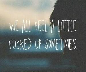 sad, teenagers, and tumblr image