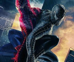spiderman and spiderman 3 image
