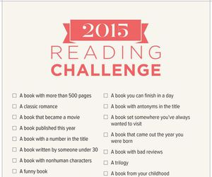 books, challenge, and libros image