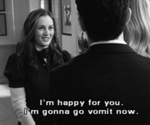 gossip girl, quotes, and blair image