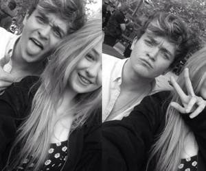 Connor, fan, and the vamps image