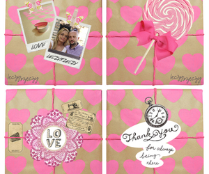 diy, hearts, and Valentine's Day image