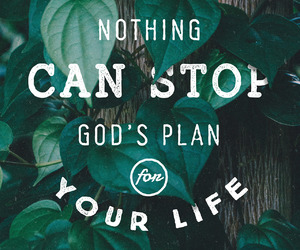 god, plan, and jesus image