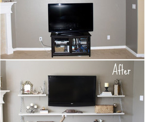 after, before, and room image
