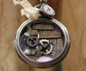 clock, journey, and time image