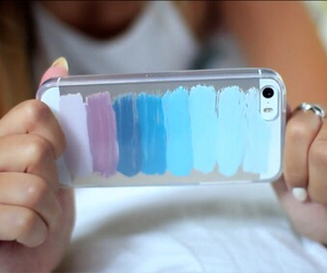 blue, case, and colourful image