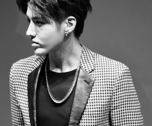 exo, handsome, and kris image