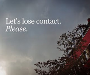 contact, emotions, and let go image