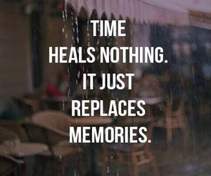 memories, quote, and time image