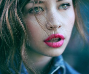 anna popplewell, pretty, and eyes image