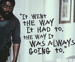 tyreese image