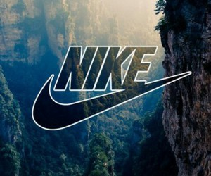 nike, nature, and sport image