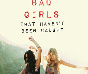 bad girls, good girls, and friends image