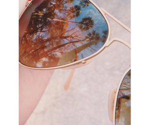 fashion, sun, and sun glasses image