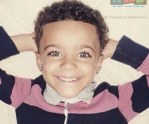 eyes, mixed boy, and cute image