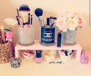 chanel and girly image
