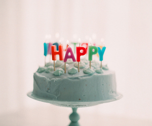 cake, food, and happy image