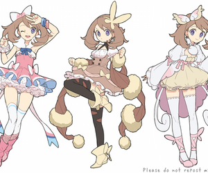 anime, pokemon, and sylveon image