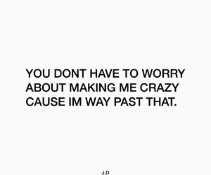 crazy, phrases, and words image