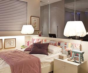 arquitetura, interior, and bed image