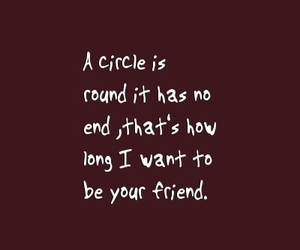 friendship and friend quote image
