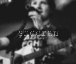 ed sheeran and sheerios image