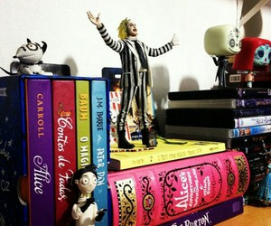 alice in wonderland, books, and fairytales image