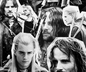 aragorn and Legolas image
