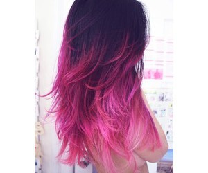 color, colorful, and hairstyle image