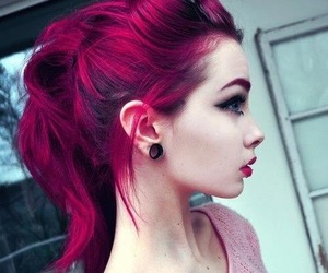 hair, color, and colorful image