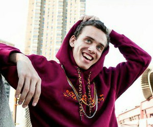 guy, logic, and sexy image