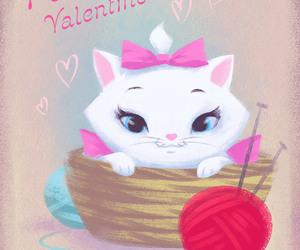 disney, valentine, and love image