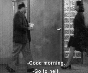 hell, grunge, and morning image