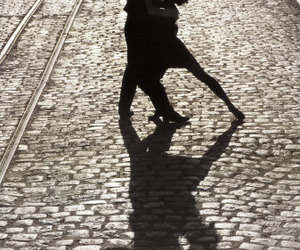 dance, tango, and couple image