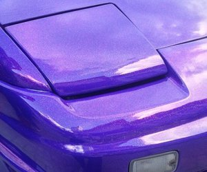 purple, car, and aesthetic image