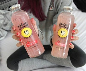 lemonade, drink, and tumblr image