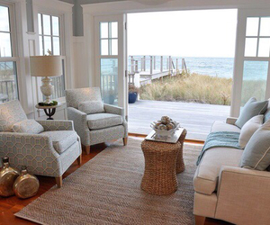 living room, beach, and design image