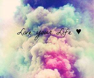 live and life image