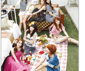e-young, after school, and Nana image