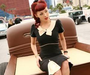 Pin Up and rockabilly image