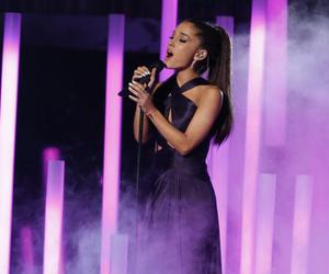 ariana grande, celebrity, and grammys image
