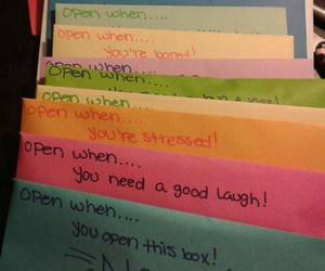color, diy, and letters image