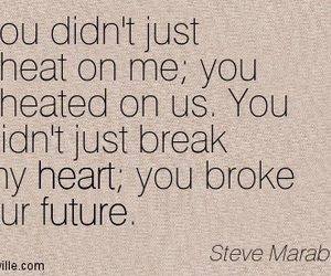 breakup, quotes, and love image