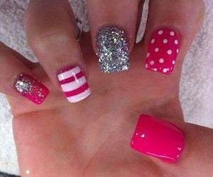 spring nails... image