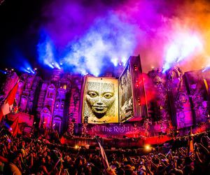 Tomorrowland, tomorrowworld, and perfect image