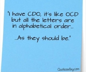 ocd and funny image